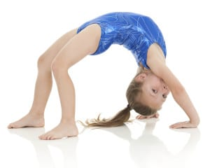 Childrens Gymnastic Dance
