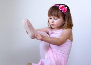 Babby Ballet Dancer Bolton
