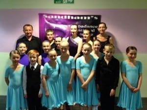 Ballroom Competition Team Bolton