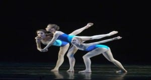 Ballet Trios in Competition