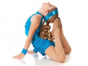 Gymnastic Danc Girl 400x300