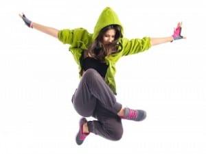 Street Dance Girl Children