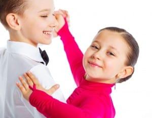 Ballroom Dancers, Children's Ballroom Dance