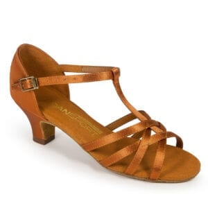 Girls Tan Shoe