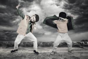 Children's Street Dance
